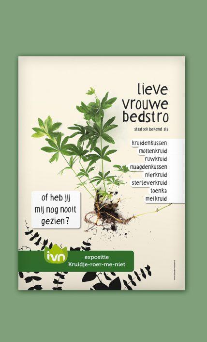 Lisbeth van Lintel IVN_kruiden poster