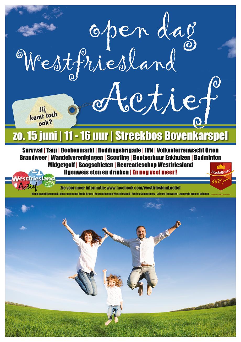 Lisbeth van Lintel WFA poster
