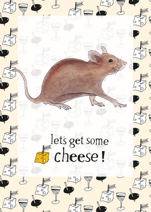 Lisbeth van Lintel kaart muis