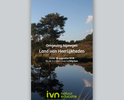 Lisbeth van Lintel zomerweek folder cover1